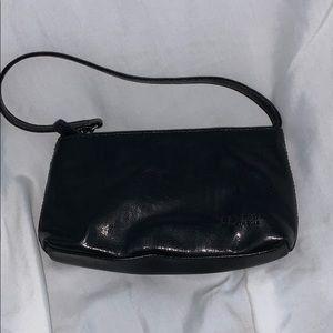 """black """"kenneth cole reaction"""" shoulder bag"""
